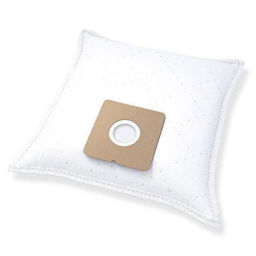 1 bolsa de filtro de polvo (para pruebas) adecuada para aspiradora Solac – Eolo Power – bolsa para el polvo de marca dustwave®, fabricada en Alemania, incluye microfiltro.