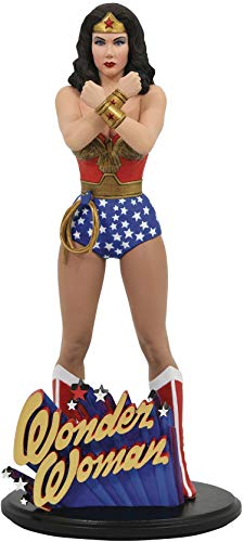 Diamond Select DC Gallery - Linda Carter - Wonder Woman 25 cm Figur