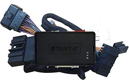 Start-X Remote Starter - for 2015-2019 Ford Transit 150, 250, 350 :3X-Lock