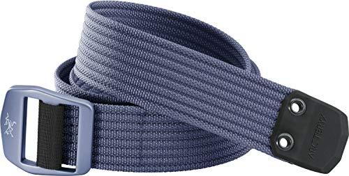 Arc'teryx Conveyor Belt | Everyday Heavy Duty Webbing Belt | Black/Black, Medium