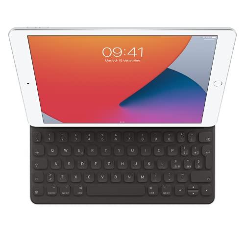 Apple Smart Keyboard (per iPad 8ª/7ª generazione, iPadAir - 3ª generazione e iPad Pro 10,5') - Italiano