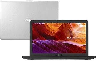 """Notebook Asus X543UA-GO2197T Intel Core i3 , 4GB RAM , HD 1TB , tela de 15,6"""" Windows 10 - Prata"""