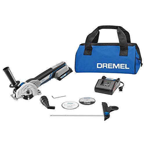 Dremel US20V-01 20V MAX Cordless Compact Saw Tool Kit