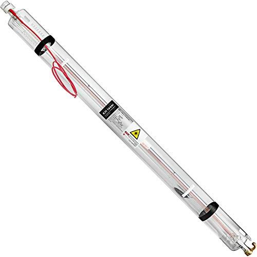 VEVOR Laser Tube CO2 Laser Tube per Macchina per Incisione e Taglio Laser (100W 1430mm)