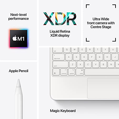 2021 Apple iPad Pro with Apple M1 chip (12.9-inch/32.77 cm ...