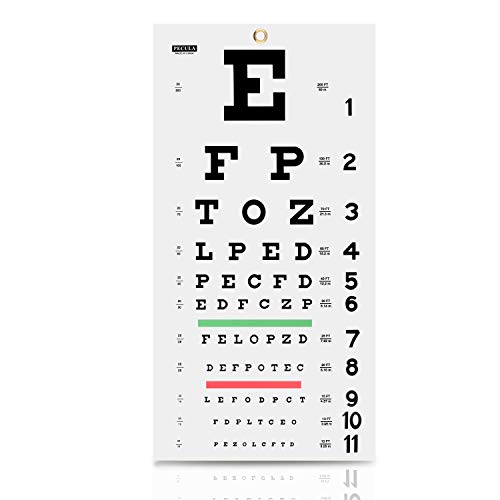 10 feet eye chart - 3