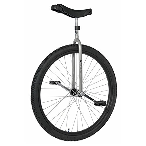 Why Choose UDC Titan 32 Trainer Unicycle - CrMo Spindled Hub - Nimbus Stealth2 Rim