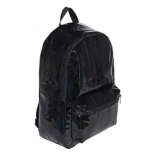 Adidas Shimmery Backpack Black Black One Size