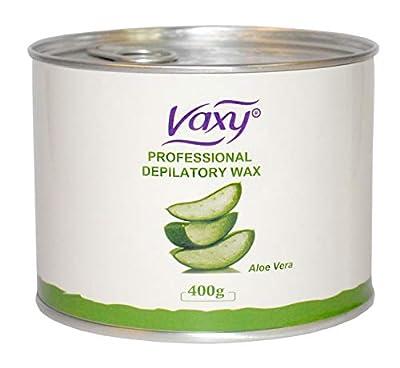 Vaxy Waxing Pots 400g Depilatory Wax Cream Salon Face Body Leg Hair Removal