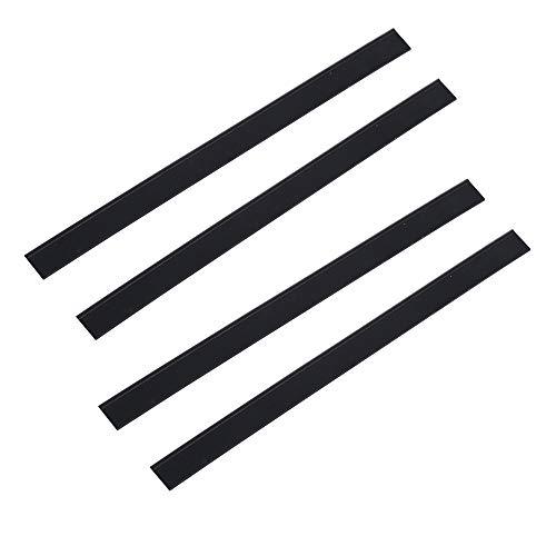 DEYF 4 * 280mmm Abziehlippen für Kärcher Akku Fenstersaugern wv