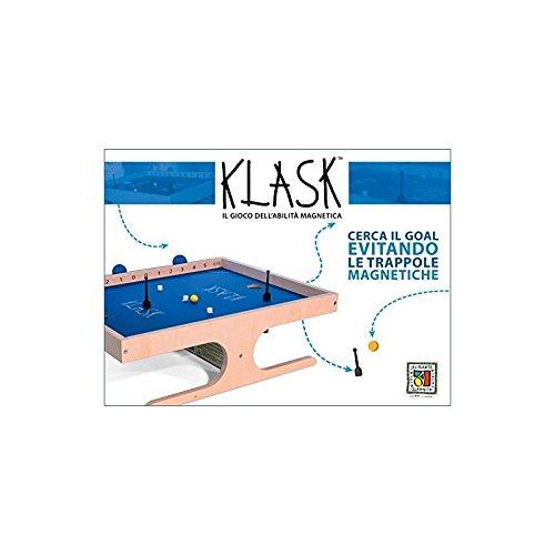 Oliphante Klask - Juego magnético de Habilidad, Multicolor, 2390105