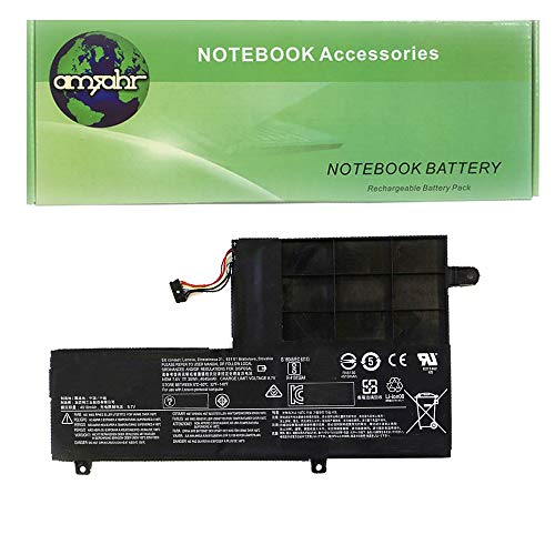 Amsahr LENL15C2PB1-02 8.7 V 4510 mAh Replacement Battery for Lenovo L15C2PB1/Yoga 510