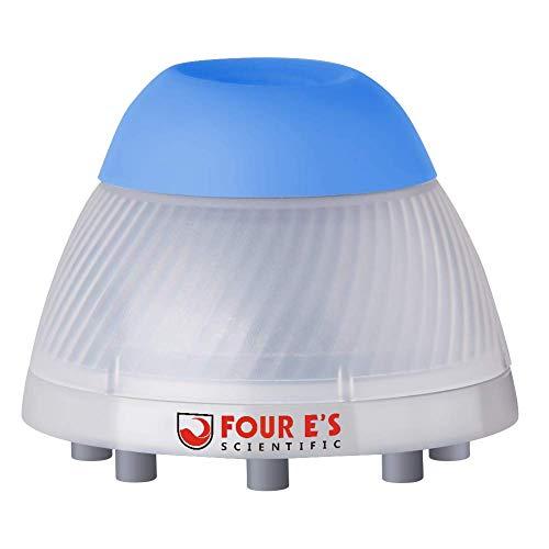 FOUR E'S Touch Mode Mini Vortex Acrylfarben Mischer, schnell und kraftvoll 3000UpM Max.50mL Acrylflasche von citadel Vallejo Scale Skala Hobby-Arbeitsplatzes durchzumischen