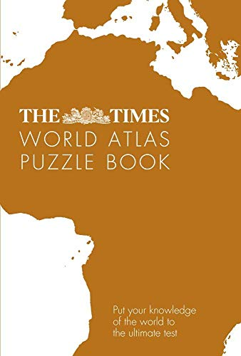 The Times Atlas of the World Puzzle Book [Idioma Inglés]