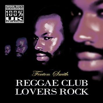 Reggae Club Lovers Rock