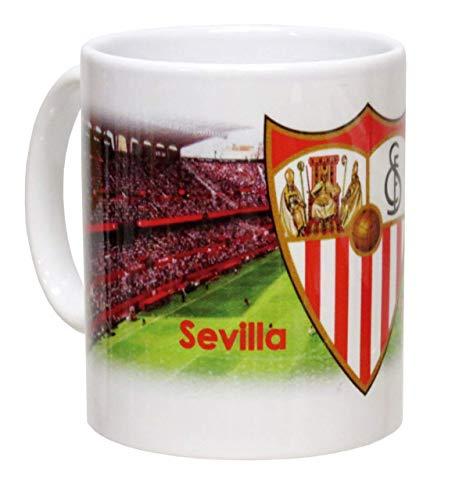 C Y P Taza CER&AacuteMICA Estadio Sevilla, 0, 0