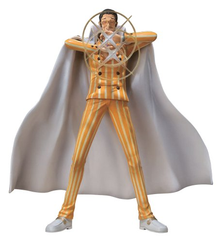 BANDAI Tamashii Nations Figuarts Zero Kizaru Borsalino One Piece (Static Figure) by Tamashii Nations by