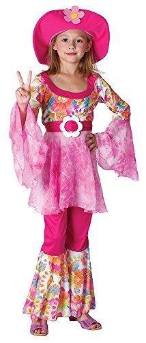 Bristol Novelty- Costume de Diva Hippie, Taille XL, CC909X, Multicolore, x-Large
