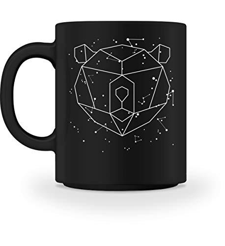 Generisch Sternbild Bär Sternzeichen Tasse | Bären Tierliebhaber Stern Kaffeetasse