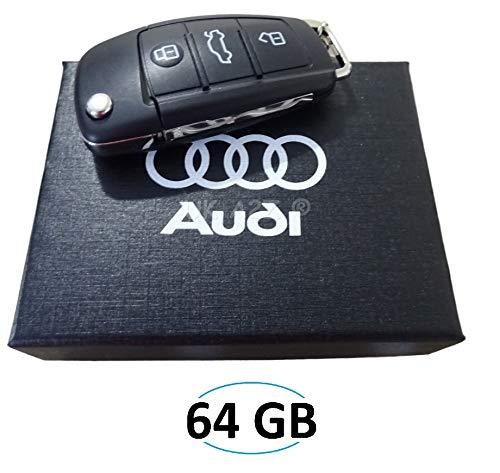 Llave remota USB Flash / Pen Drive / Stick / UDisk. (en caja de regalo)