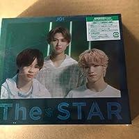応募券・トレカ封入 JO1 The STAR 初回限定盤Green