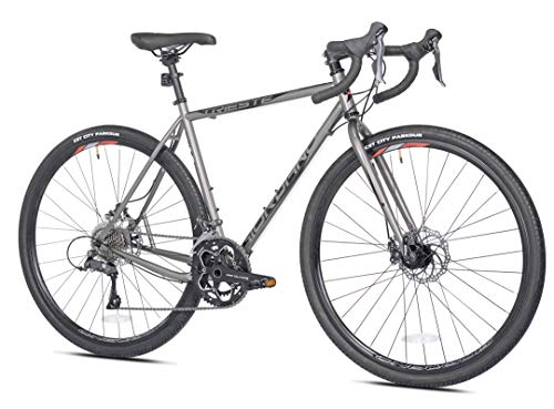 Giordano Trieste Gravel Bike, 700c Small