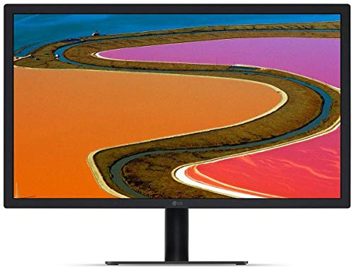 LG 22' HD 4K Ultra Fine LED Monitor for Mac Only USB-C Port with Speakers