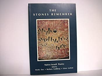 Paperback The Stones Remember: Native Israeli Poetry Book