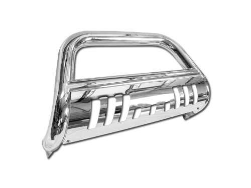 S&T Racing Chrome HD Stainless Steel Push Bar