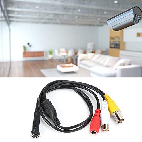 Tangxi Mini Sorveglianza AHD del CCTV di Sicurezza, Telecamera a Infrarossi 2500TVL 8pcs per Visione Notturna della Lampada, Mini Videocamera di Sicurezza a Foro Stenopeico AHD
