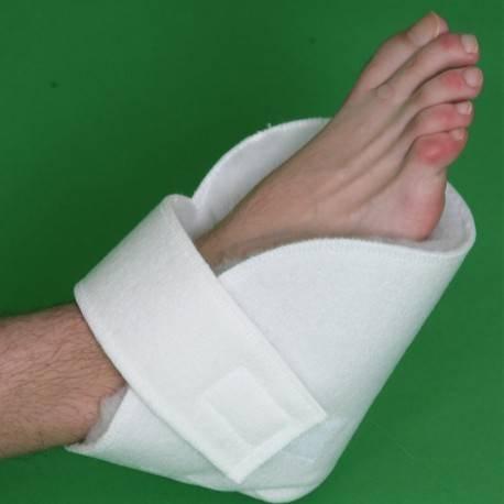 Patuco antiescaras, Pie izquierdo, Ligero, Resistente, Protege su pie y talón