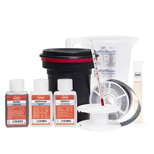 ADOX Starter Kit Set FOR Film Developer REVELADO PELICULA B/N Color