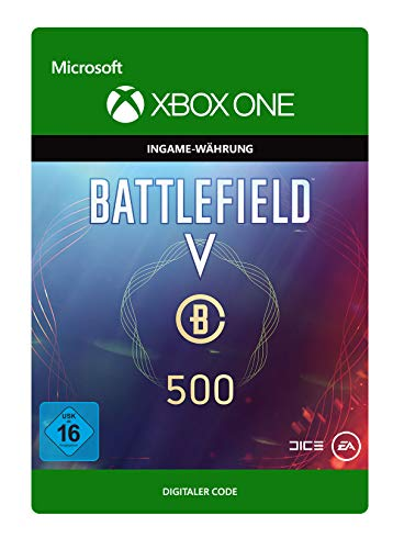Battlefield V: Battlefield Currency 500 | Xbox One - Download Code