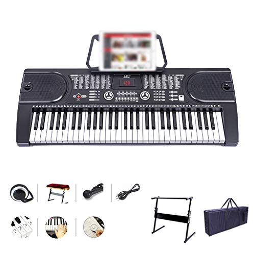 Check Out This wangzi Electronic Keyboard Piano, Portable Piano for Adults and Children Beginners, 6...