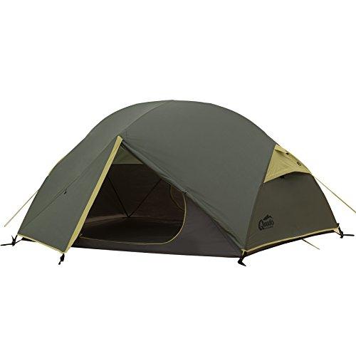 Qeedo Light Birch 2 Trekkingzelt, 2 Personen, Leicht (2,9kg), Kleines Packmaß, Trekking, Camping, Inkl. Heringe