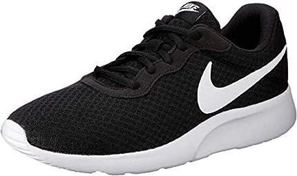 Nike Tanjun, Zapatillas de Running para Hombre, Negro (Black/White 011), 44 EU