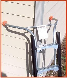 Multi-Pro for corners and more, ladder stand-off/ stabilizer