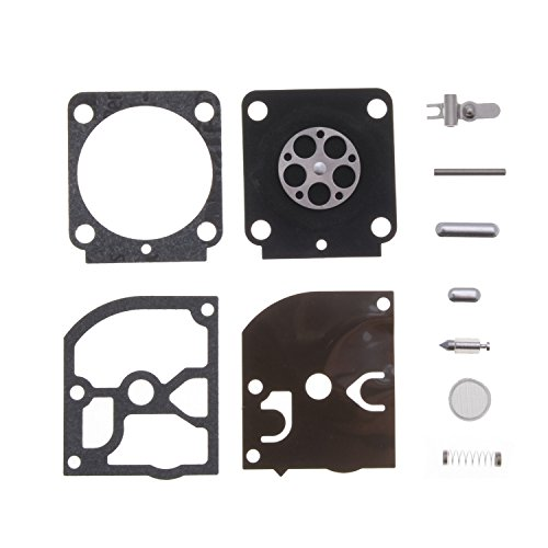 Jardiaffaires Kit carburateur Adaptable remplace Zama RB-100