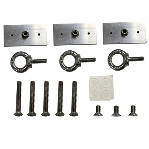 Lillipad Mounting Kit for Pontoon Diving Board