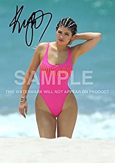 Kylie Jenner Model Keeping Up with the Kardashians Print (11.7