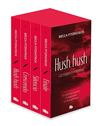 Tetralogía Hush Hush (edición estuche con: Hush Hush | Crescendo | Silencio | Finale): 603016