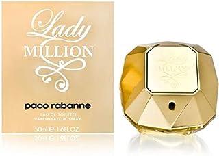 Lady Million by Paco Rabanne for Women - Eau de Toilette, 50ml
