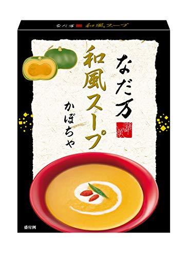 なだ万 和風スープ かぼちゃ 130g×20箱