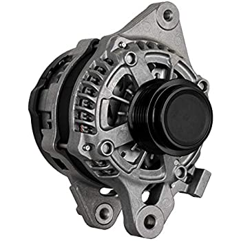 DB Electrical AVA0182 Alternator Compatible With//Replacement For 125 Internal Fan Type Decoupler Pulley Type Internal Regulator CW Rotation 12V Toyota Corolla 2014-2017 11693 27060-0T230 FG12T050