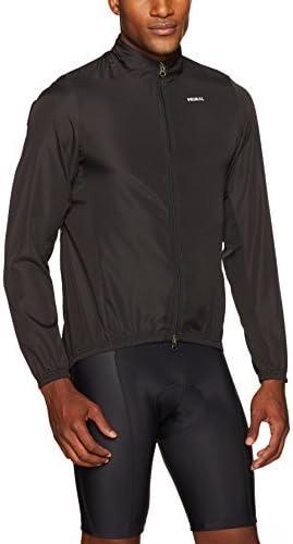 Primal Wear Womens Obsidian Wind Jacket Windbreaker Full Zip Black Size M