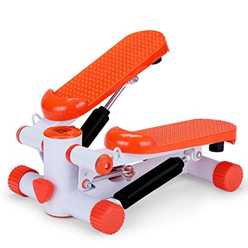 LJKD Up-Down Stepper Home Mini Máquina De Pedal De Montañismo Hidráulico Silencioso Multifunción Stepper Cardio Fitness 35 * 23 * 42 CM