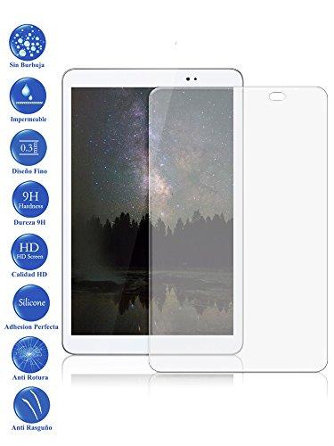 Todotumovil Protector de Pantalla Huawei Mediapad T1 10 9.6 de Cristal Templado Vidrio 9H para Tablet