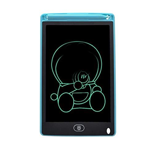 Ffipke Tableta electrnica LCD de 8 Pulgadas Nios Que escriben Graffiti Tablero de Mensajes de Dibujo Tablets