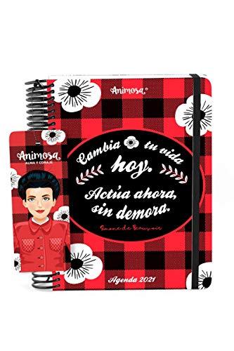 Animosa - Agenda anual Simone Hoy 2021