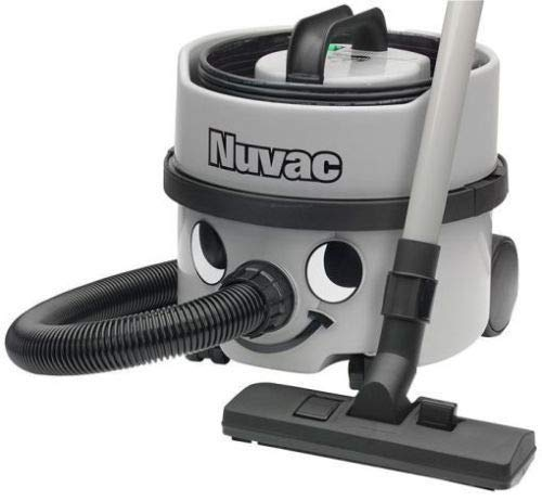 UTP NEW 2019 HENRY HOOVER INDUSTRIAL NUVAC Commercial Vacuum Cleaner GREY VNP180 NA1